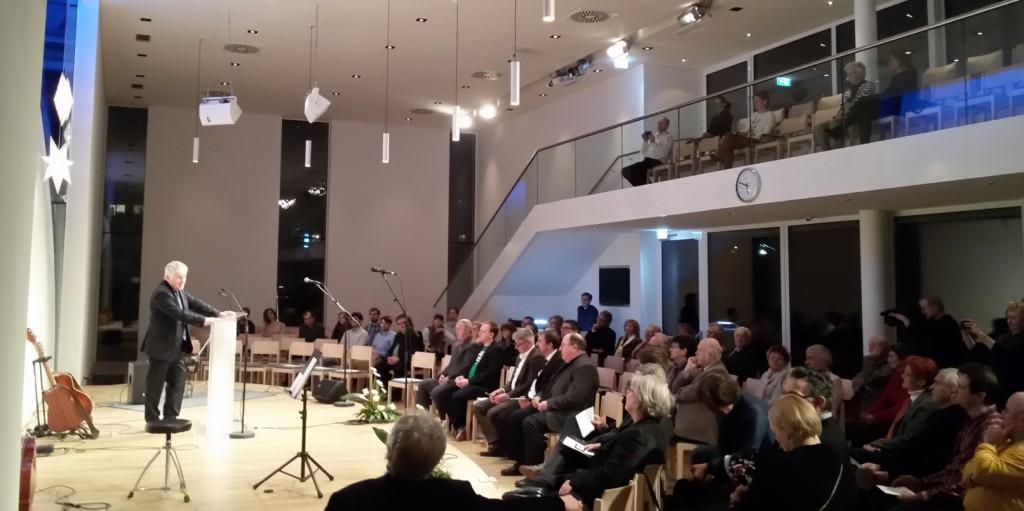 Eröffnung Freikirche Traun