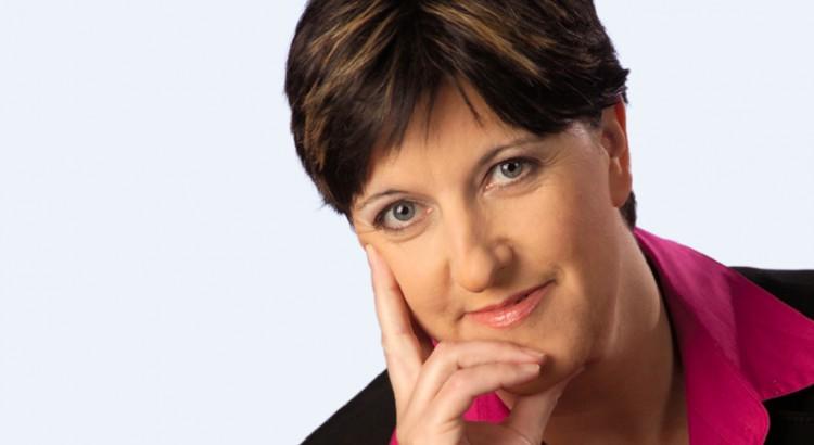 Die Unternehmerin Silvia Schlager