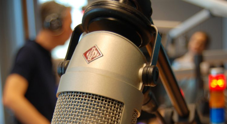 Radio Studio (Symbolfoto)