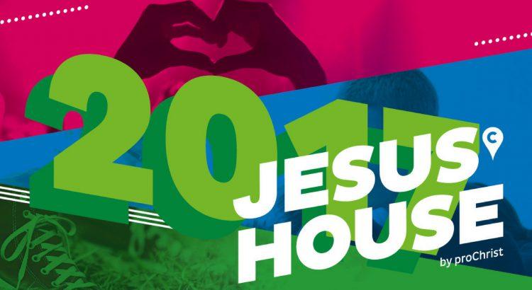 JesusHouse 2017 - Logo