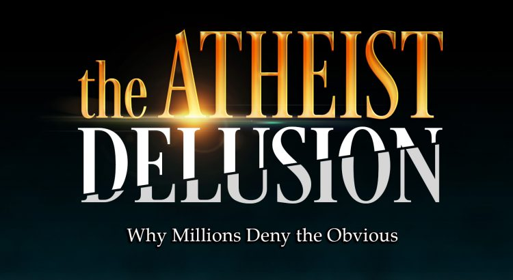 Logo: The Atheist Delusion