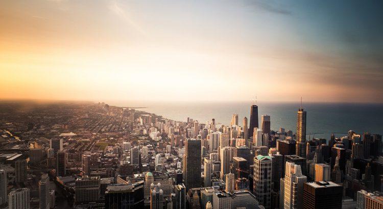 Ausblick auf Chicago