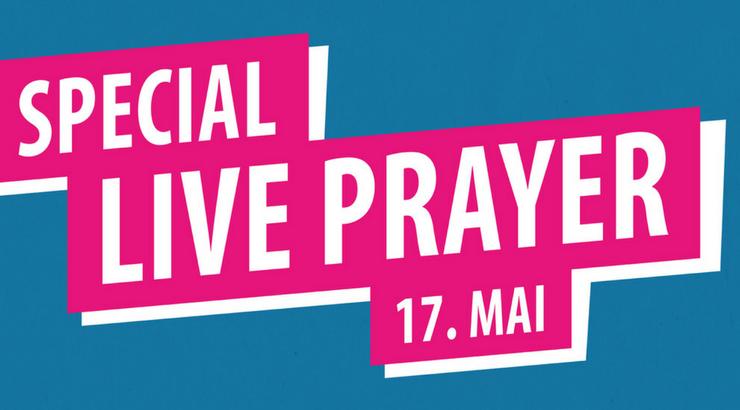 Live Prayer