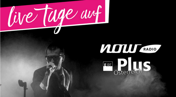 Live Tage bei ERF Plus & Now