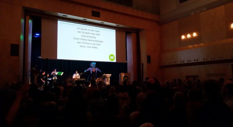 Allianz Gottesdienst in Graz