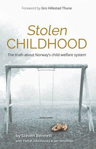 Stolen Childhood - Buchcover