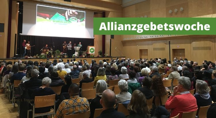 Allianzgottesdienst in Graz