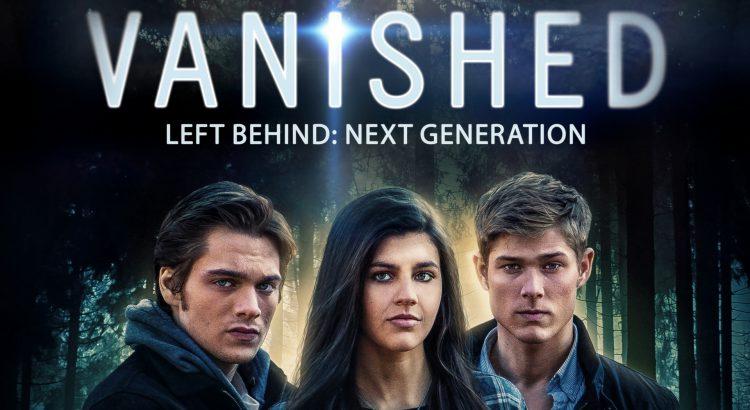 Vanished - Film Poster
