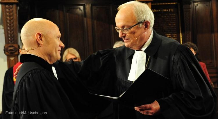 Amtseinführung v. Matthias Geist